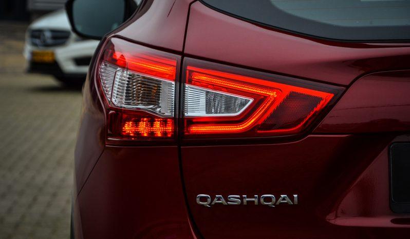 Nissan Qashqai 1.2 Connect Edition vol