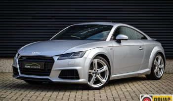 Audi TT Coupe 2.0 TFSI Quattro S-line
