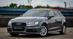 Audi A3 Sportback 1.8 TFSi Ambition S-line