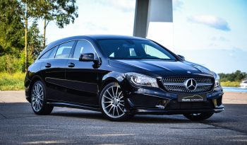 Mercedes-Benz CLA 200 Shooting Brake AMG-Sport