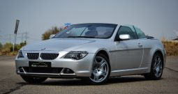 BMW 645 CI Cabrio High Executive