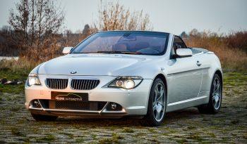 BMW 645 CI Cabrio High Executive