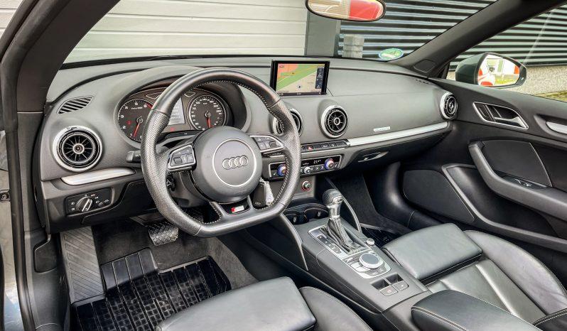 Audi A3 Cabrio 1.8 TFSI Quattro S-line vol