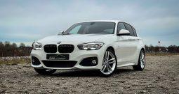 BMW 118i M-sport Edition