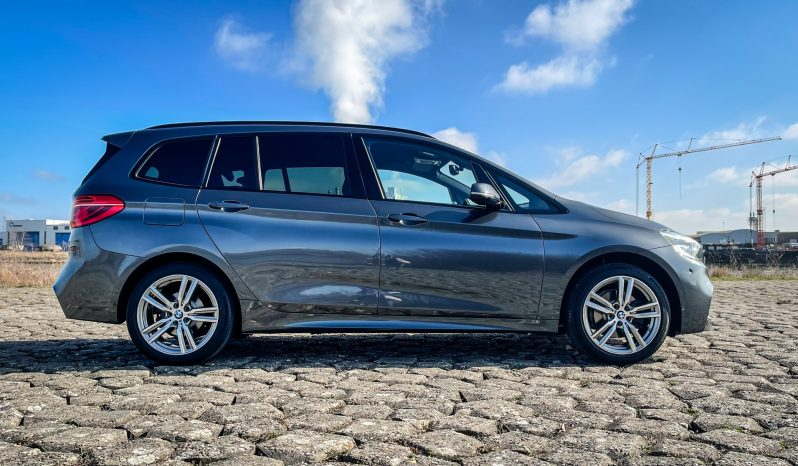 BMW 218i Grand Tourer M-Sport vol