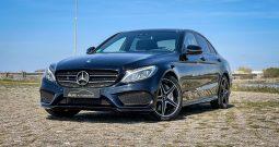 Mercedes-Benz C250 AMG-Sport