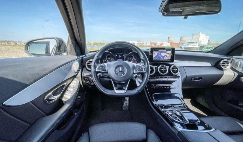 Mercedes-Benz C250 AMG-Sport vol