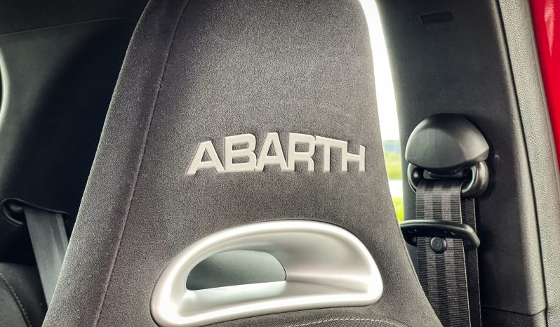 Abarth 595 1.4 T-Jet vol