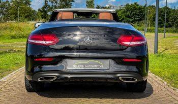 Mercedes-Benz C180 Cabrio AMG-Sport vol